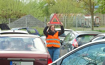 Erste-Hilfe-Kurs für den Führerschein